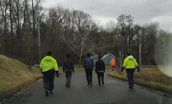 Jihomoravští celníci zadrželi v polích jižní Moravy čtyři nelegální běženci