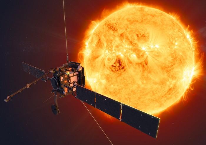 Sonda Solar Orbiter s českými přístroji na palubě startuje do vesmíru