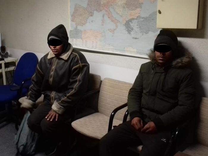 Celníci zadrželi další nelegální migranty na jihu Moravy
