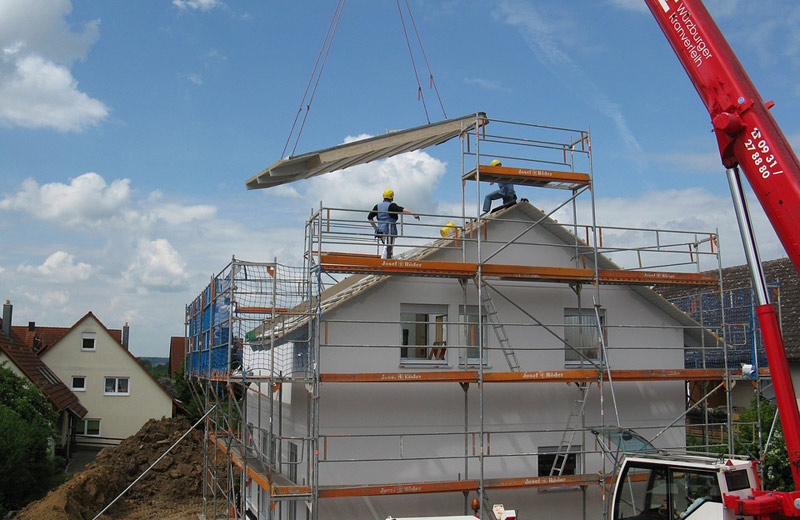 České stavebnictví zažilo úspěšný rok, stavební produkce vzrostla o 2,3 %