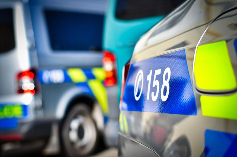 Na Uherskohradišťsku zemřela řidička osobního automobilu po střetu s kamionem