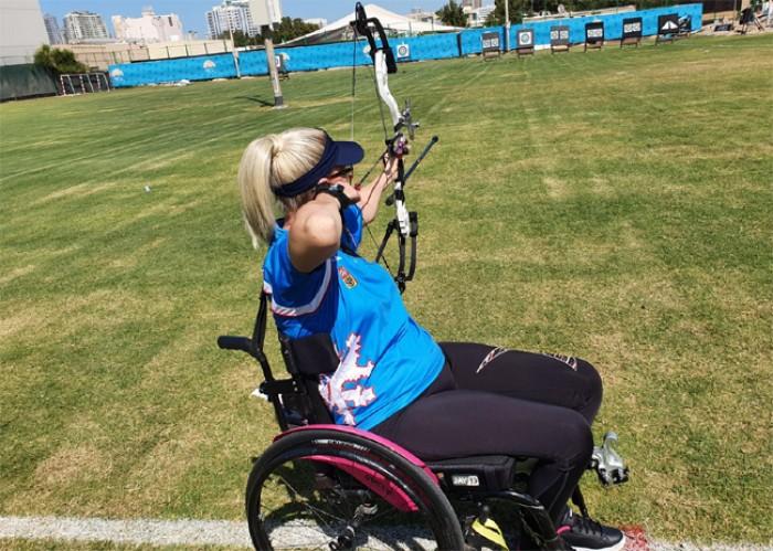 Paralukostřelkyně Tereza Brandtlová chce navázat na úspěšnou sezónu 2019, do Dubaje letí zvýšit si osobní maximum
