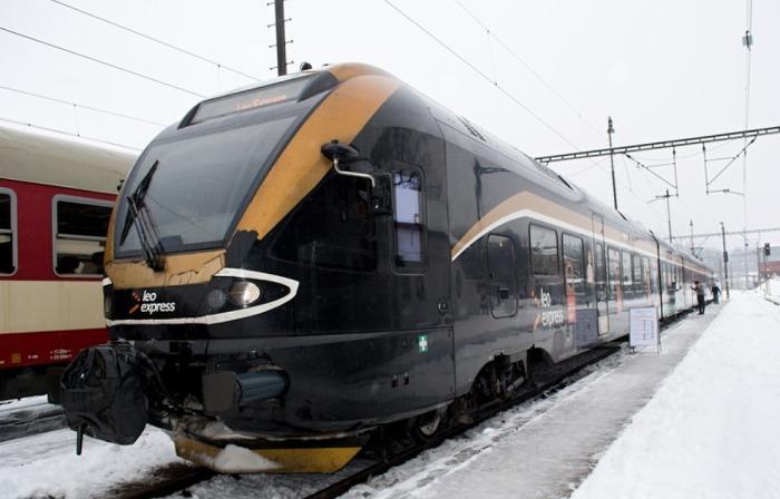 Leo Express představil výlukový jízdní řád na Orlickoústecku