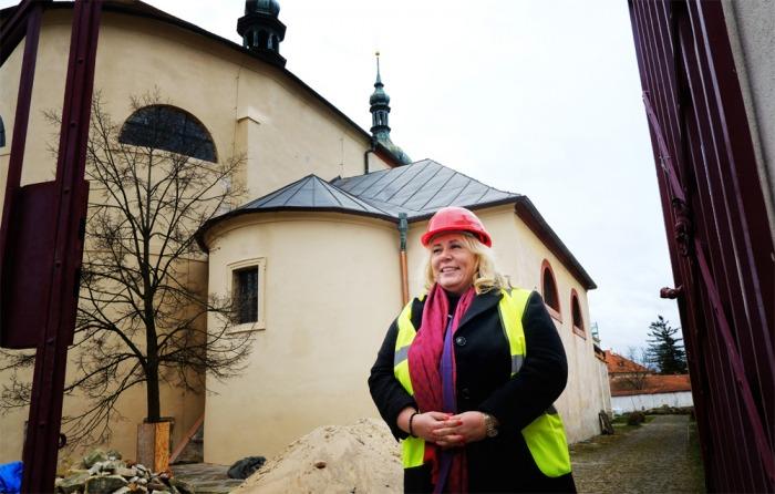 Rekonstrukce nejstaršího českého poutního místa ve Staré Boleslavi míří do finále
