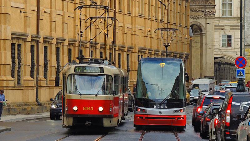 Pražský dopravní podnik zrekonstruuje tramvajovou trať v Sokolovské ulici