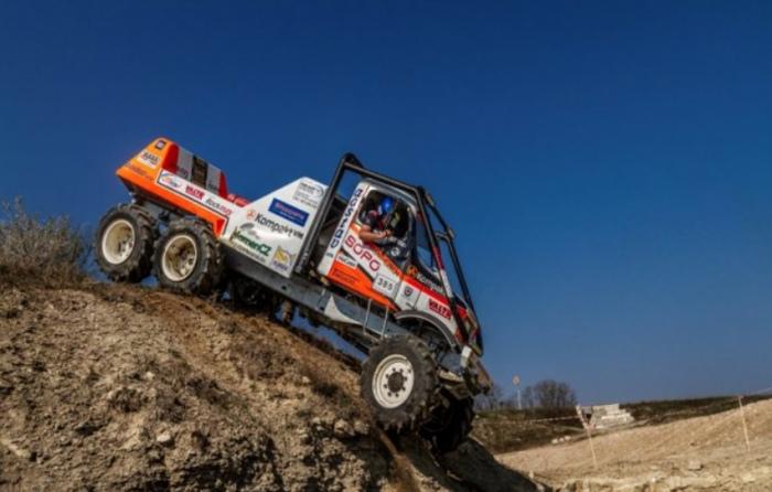 Zahájení nové sezony Truck trialu v Milovicích