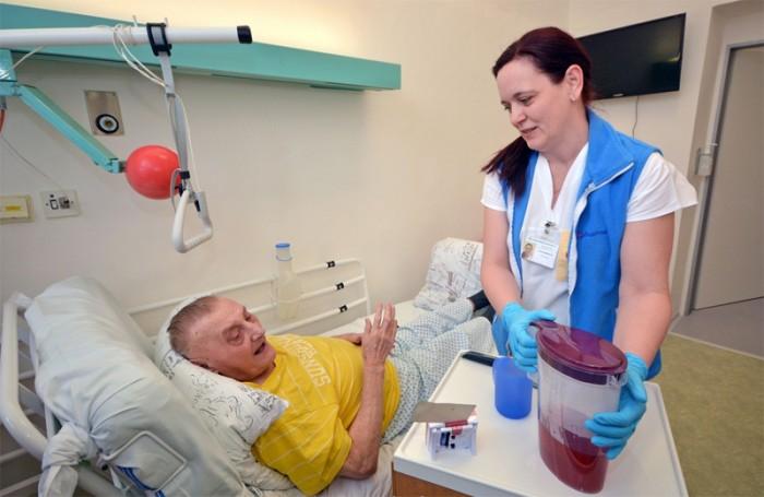 Sociální lůžka v bohumínské nemocnici prošla modernizací