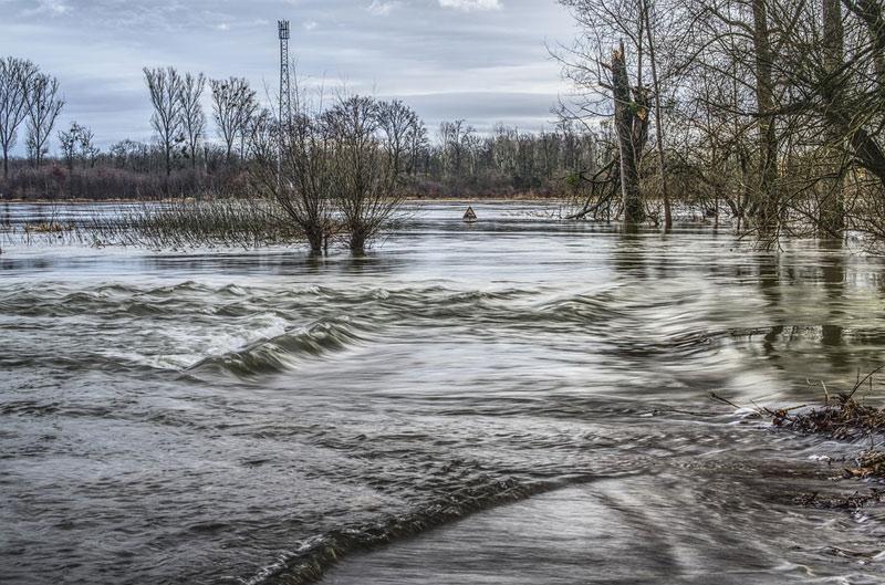 NKÚ: Protipovodňová opatření se zpožďují. Problém představují i stavby v aktivních záplavových zónách