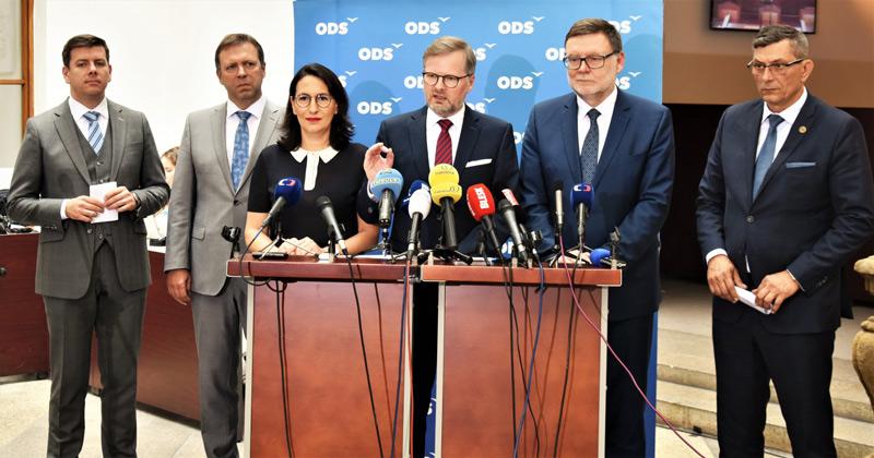 ODS: Konec diskuze. Premiér Babiš je ve střetu zájmů