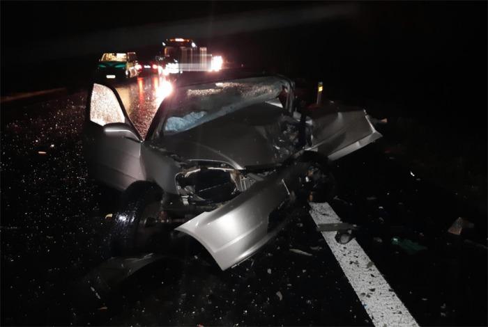 Tragická dopravní nehoda, při níž zemřel pětačtyřicetiletý řidič, se stala u obce Bříza na Chebsku