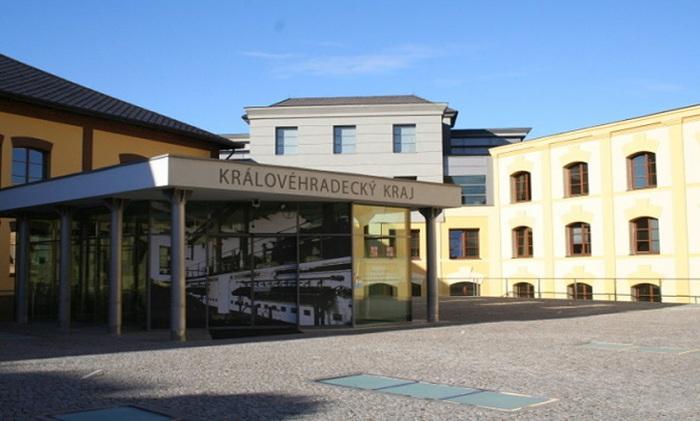 Krajský úřad Královéhradeckého kraje je od 12. března uzavřen pro veřejnost