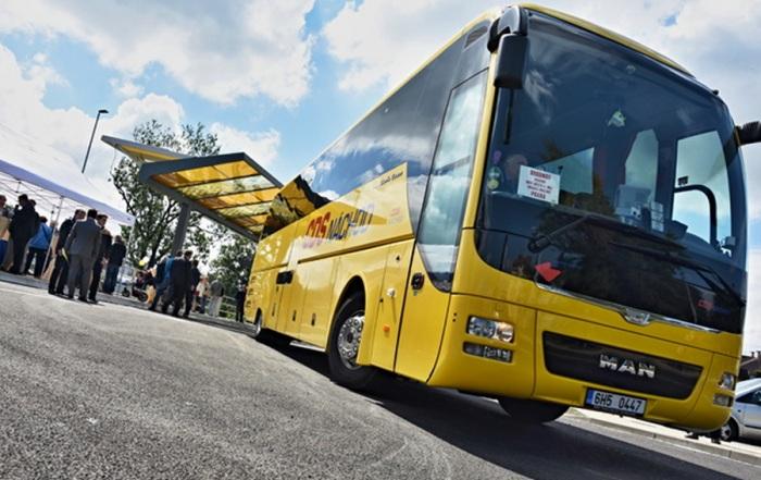 Královéhradecký kraj zavádí kvůli koronaviru omezení spojů a vyšší hygienu v autobusové dopravě