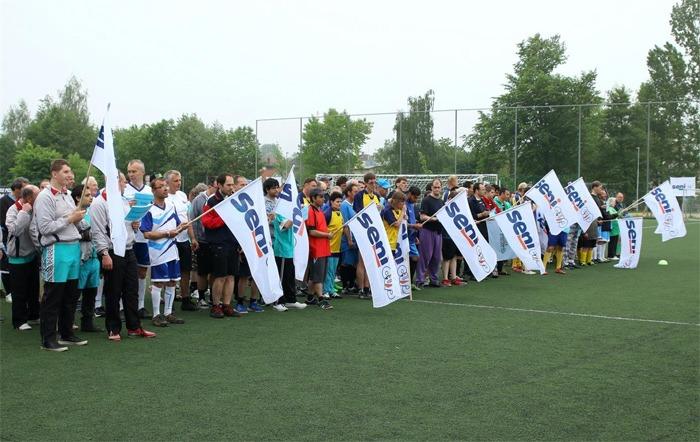 Zdravotn� znev�hodn�n� odehr�li SENI Cup 2016
