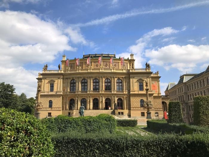 Česká filharmonie začne opět koncertovat pro posluchače v Rudolfinu