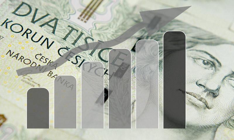 Mzdy v Česku dlouhodobě rostly rychleji než v celé EU, v loňském roce byly na úrovni 43% průměru EU