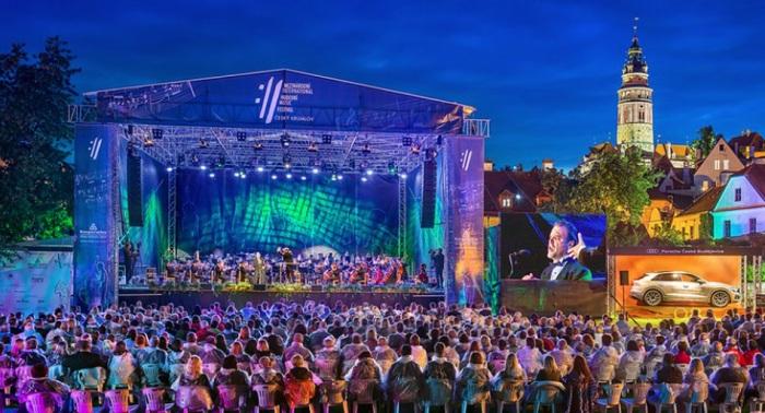 Mezinárodní hudební festival Český Krumlov má nový termín - září 2020
