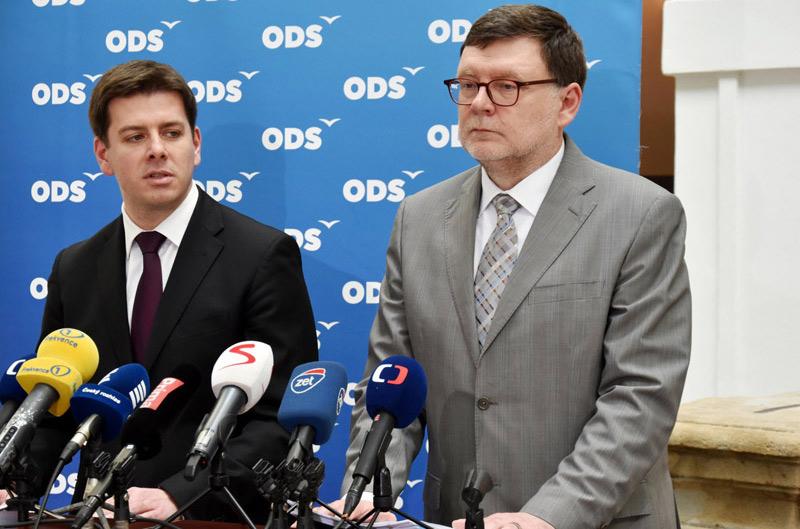 ODS: Místo aby vláda snížila daně, předkládá balík bezradnosti