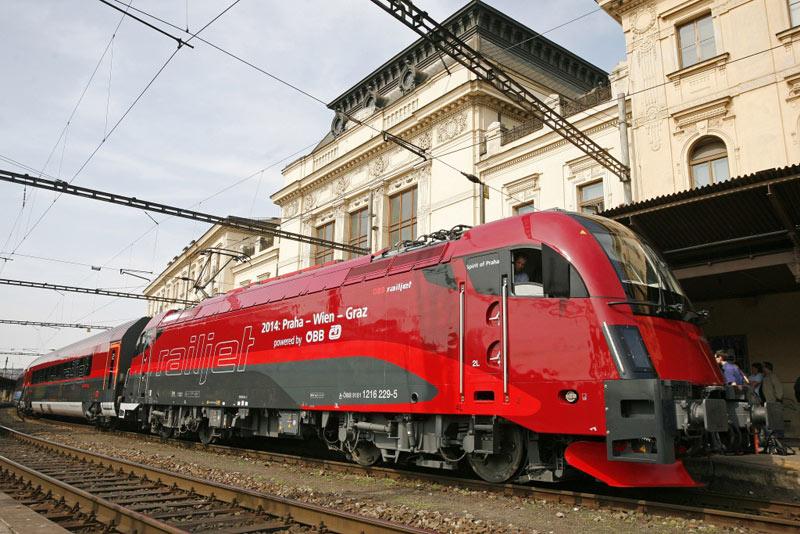 České dráhy vypsaly tendr na dodávku 90 elektrických lokomotiv