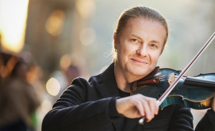 Pavel Šporcl bude v Brandýse nad Labem o prázdninách vyučovat hru na sólové housle