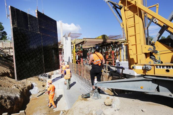 Nová D1: Modernizace běží na sedmi úsecích, v říjnu zmizí první omezení