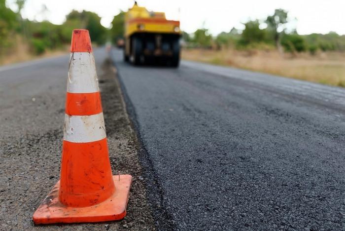 Začala oprava silnice mezi Novým Bydžovem a Chlumcem nad Cidlinou