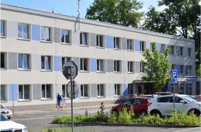 Svitavská poliklinika má nový kabát i uspořádání