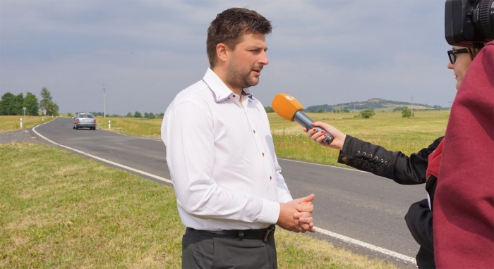 Na opravy silnic v Karlovarském kraji půjde ze Státního fondu přes 233 miliony korun