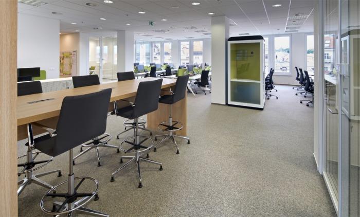 Na kancelářském trhu se značně prosazuje trend podpronájmů. V současnosti je tak k dispozici téměř 45 tis. m2