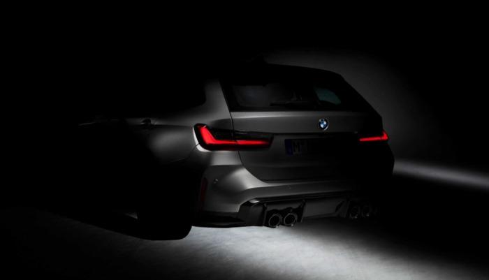 Nová dimenze jízdní dynamiky: BMW M GmhH začíná testovat první BMW M3 Touring