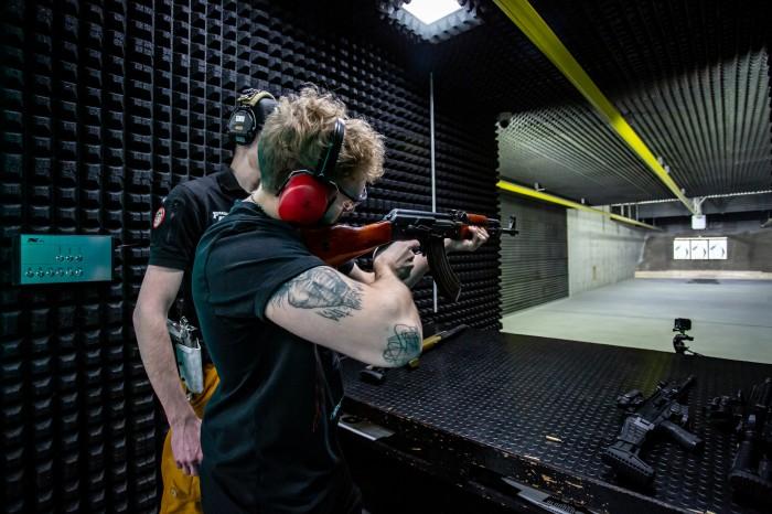 Kde si v Praze zastřílet bez zbrojního průkazu?
