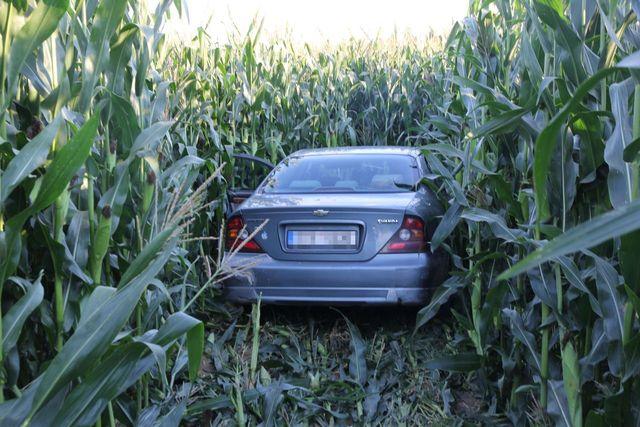 Řidiči pod vlivem omamných látek a bez řidičského oprávnění se snažili vyhnout silniční kontrole