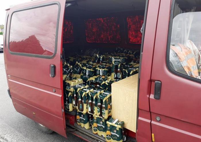 Plzeňští celníci odhalili případy nezdaněného piva, drogy i nelegální hrací automaty