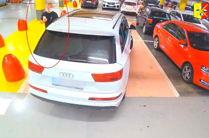 Bezmála devadesát tisíc korun odcizili dva neznámí zloději ze zaparkovaného automobilu