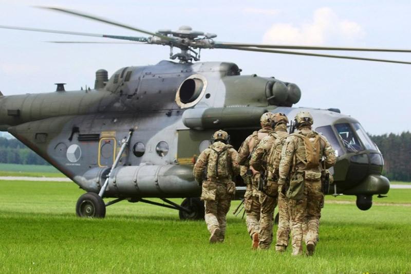 V Boleticích pokračuje vojenské cvičení Ample Strike 2020