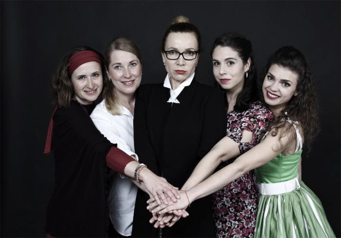 Divadlo Mana v pražských Vršovicích uvádí komedii o ženských trablech s muži