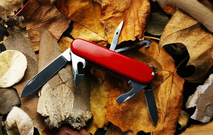 Všestranné švýcarské nože i japonské nože do kuchyně