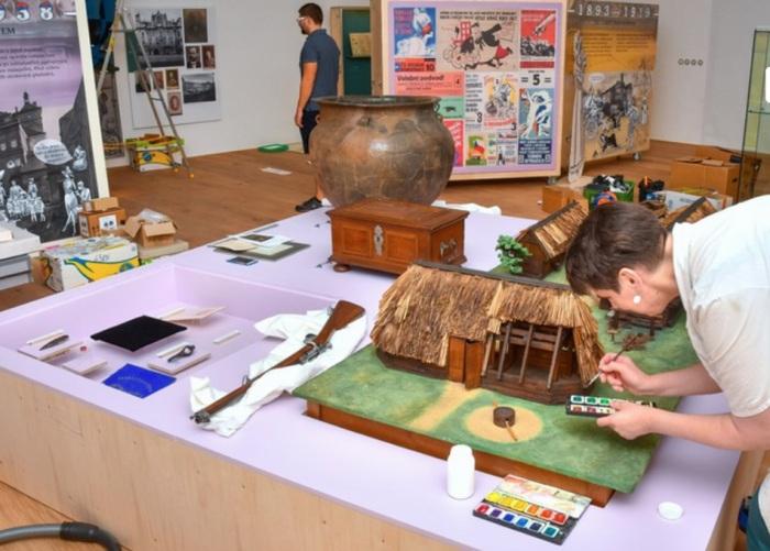 Východočeské muzeum Pardubice slaví 140 let - výstavou v nových moderních sálech