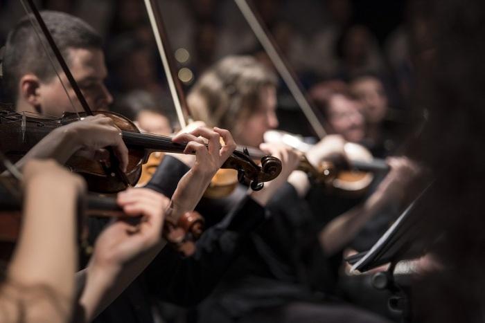 Česká filharmonie zahraje 17.listopadu Mou vlast pro svobodu a demokracii