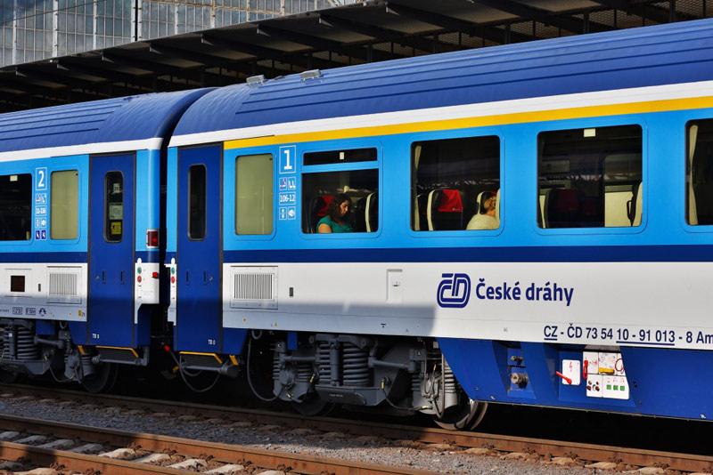 České dráhy plánují vybavit své vlaky bezpečnostním zařízením Crash Call