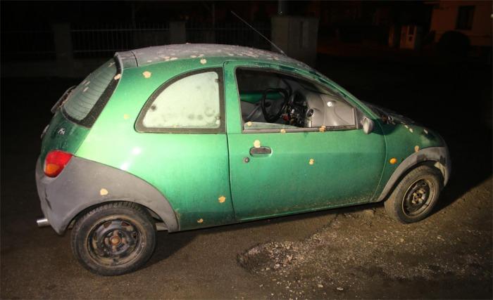 Ve svém volnu odhalil policista krádež auta