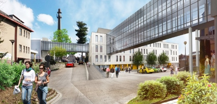 Nový pavilon Nemocnice Pelhřimov se postaví v pasivním energetickém standardu