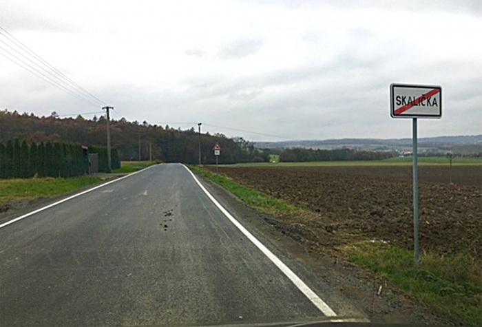 Olomoucký kraj opravil na Hranicku další silnici