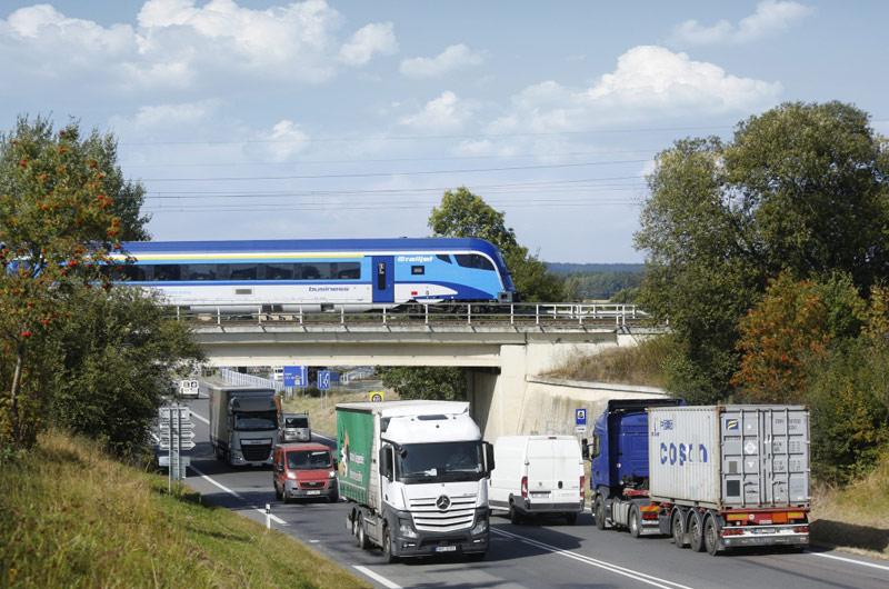 34 železničních mostů úspěšně prošlo mimořádným prověřením