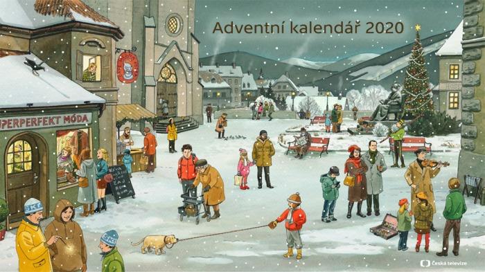 Čekání na Ježíška dětem zkrátí již po desáté interaktivní Adventní kalendář na webu Déčka