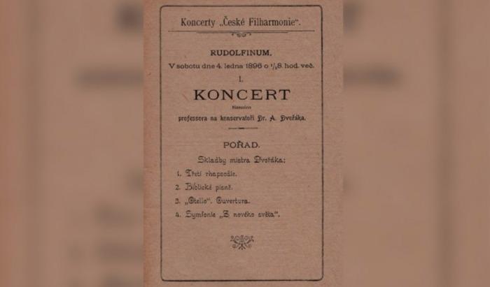 Česká filharmonie si připomíná 125 let