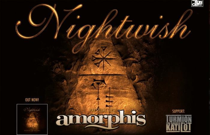Evropské turné NIGHTWISH se přesouvá na konec roku 2021!