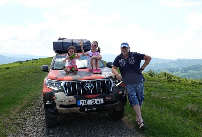 Na Prima COOL startuje čtyřdílná road show Fotr na tripu!