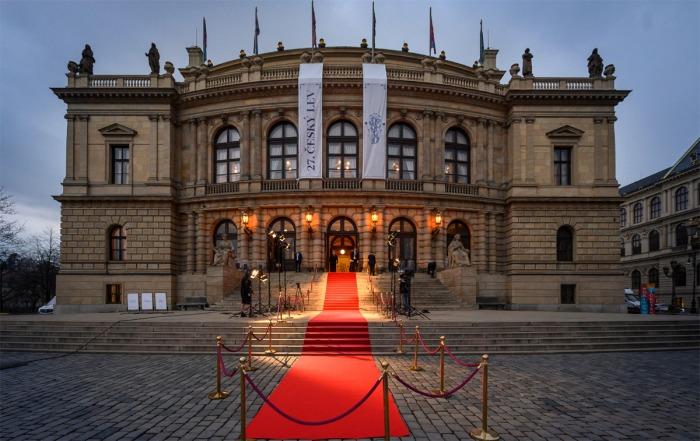 Předávání ceny Český lev, které se uskuteční 6. března, letos symbolizuje pohled do prázdného kina