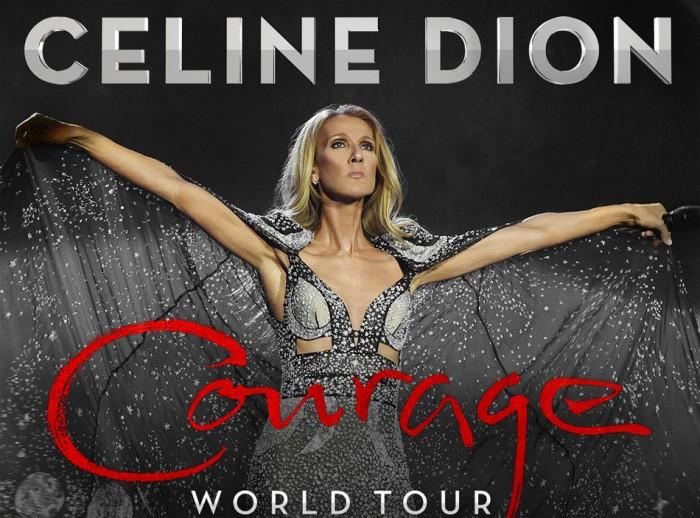 Celine Dion oznamuje další posun turné Courage world tour na 22. červen 2022
