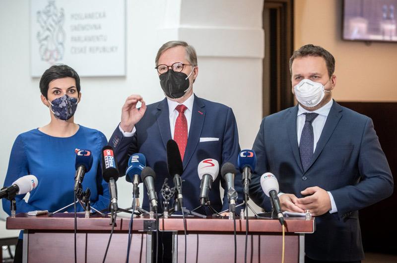 Koalice SPOLU: Rusko ani Čína se nesmí účastnit dostavby jaderné elektrárny v Dukovanech